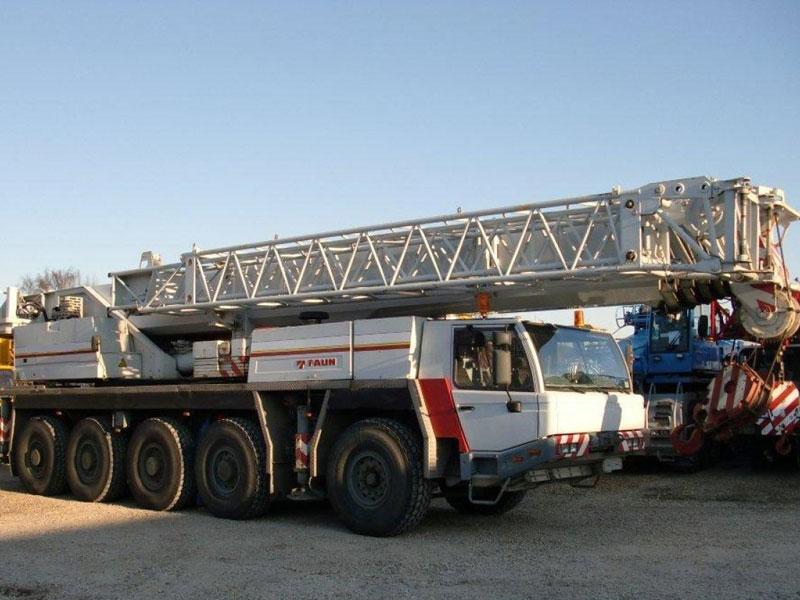 cranes direct all terrain crane specifications